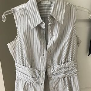 NY&Co sleeveless blouse!